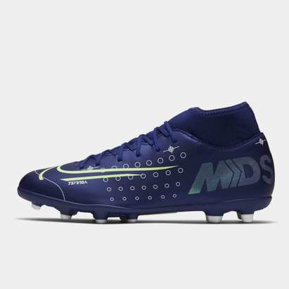 Nike Mercurial Superfly Club DF FG, Crampons de Football hommes