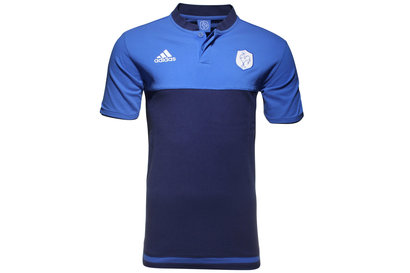 adidas France 2015/16 - Polo de Rugby Anthem Joueurs