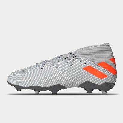 adidas Nemezis 19.3 FG, Crampons de Football pour enfants