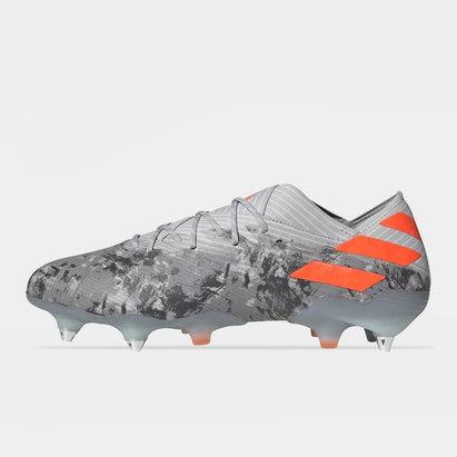 adidas Nemeziz 19.1 SG, crampons de footbal pour hommes