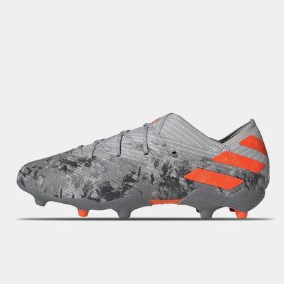 adidas Nemezis 19.1 FG, crampons de football pour enfant
