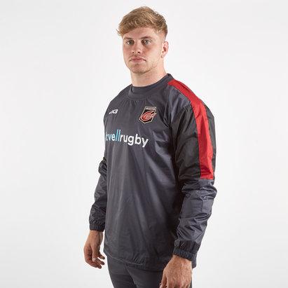 VX3 Haut d'entraînement de rugby Joueurs, Dragons 2019/2020