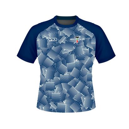 VX-3 T-shirt de Rugby à 7, Chunky 7s 2019 pour enfants
