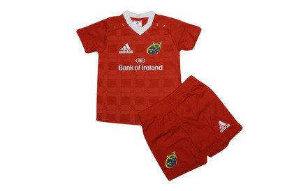 adidas Munster 2015/16 Bébés - Kit de Rugby à Domicile