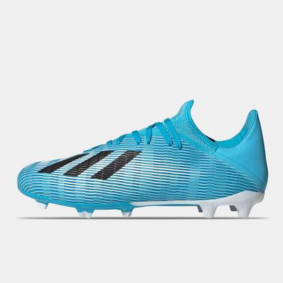 adidas X 19.3 FG, Crampons de foot