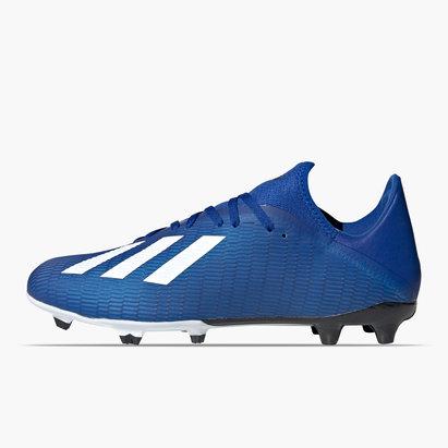 adidas X 19.3 FG, Crampons de Football pour homme