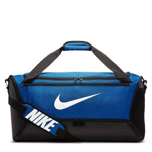 Nike Sac Fourre tout Brasilia taille moyenne en bleu