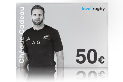 Lovell Rugby 50€ - Cheque Cadeau Virtuel