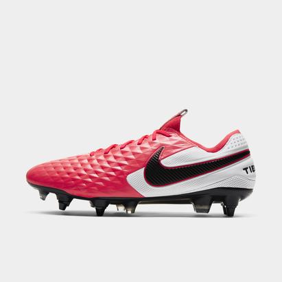 Nike Tiempo Elite, Crampons de Football SG pour hommes
