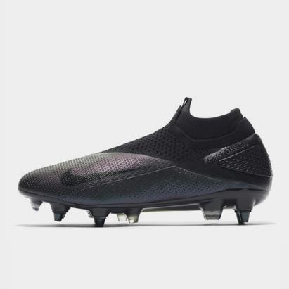 Nike Phantom Vision Elite DF SG, Crampons de Football pour hommes