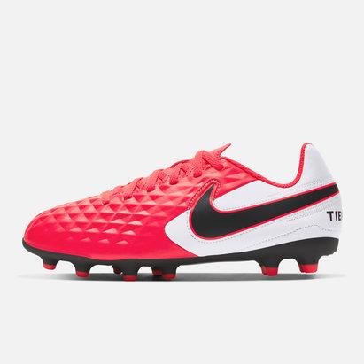 Nike Tiempo Legend Club G, Crampons de Football pour enfants
