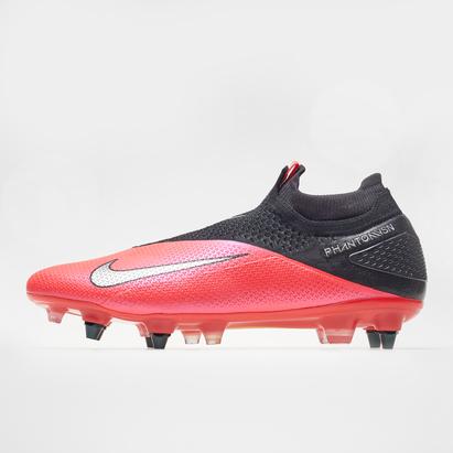 Nike Phantom Vision Elite DF SG, Crampons de Football pour homme