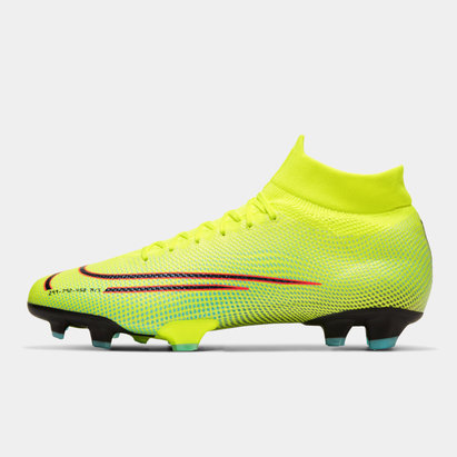 Nike Mercurial Superfly Pro DF FG, Crampons de Football pour hommes