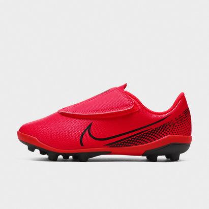 Nike Mercurial Vapor Club FG, Crampons de foot pour enfant