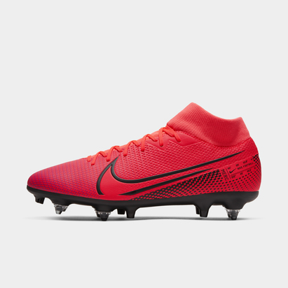 Nike Mercurial Superfly Academy DF SG, Crampons de Football pour homme