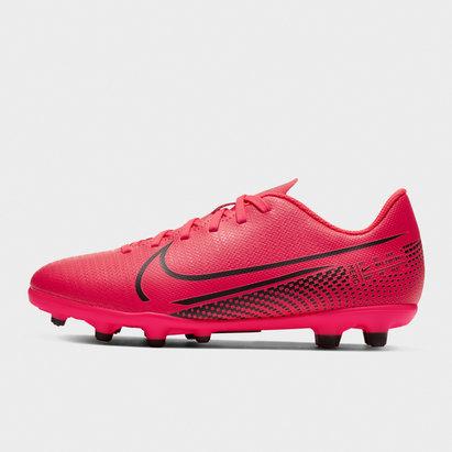Nike Mercurial Vapor Club FG, Crampons de football enfant