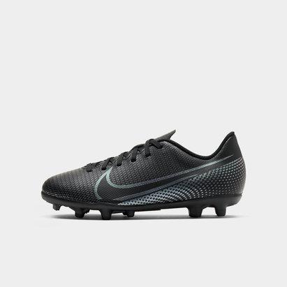 Nike Mercurial Vapor Club FG, Crampons de Foot enfant