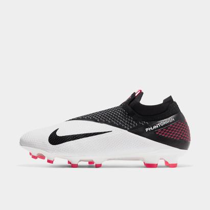 Nike Phantom Vision Elite DF FG, Crampons de Football hommes