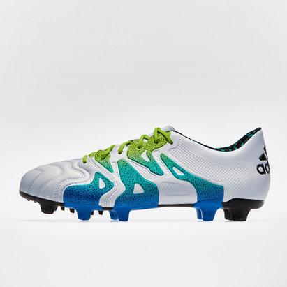 adidas X 15.1 FG/AG Cuir - Crampons de Foot