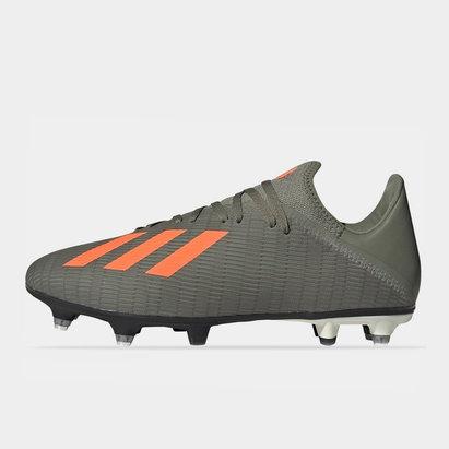 adidas X 19.3, Crampons de Football SG pour hommes