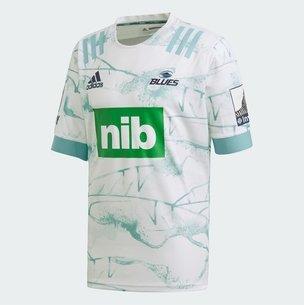 adidas Maillot de Rugby, Blues extérieur 2020