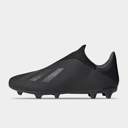 adidas X 19.3 Crampons de Football sans lacets FG pour hommes