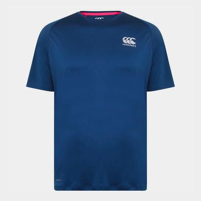 Canterbury Vapodri, T-shirt manches courtes pour hommes