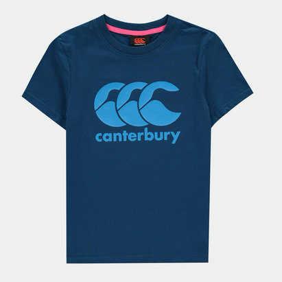 Canterbury T-shirt logo