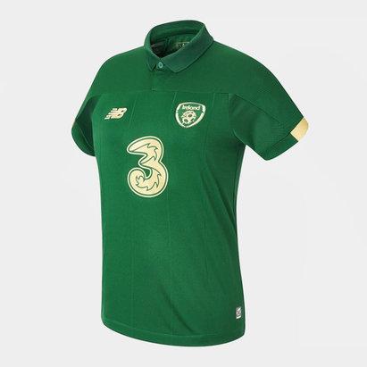 New Balance Maillot de Football Irlande Domicile 2020 pour femmes