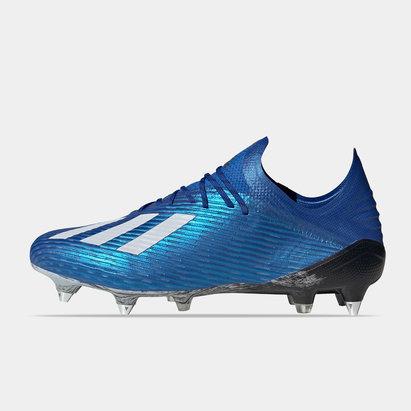 adidas X 19.1 SG, Crampons de Football pour hommes