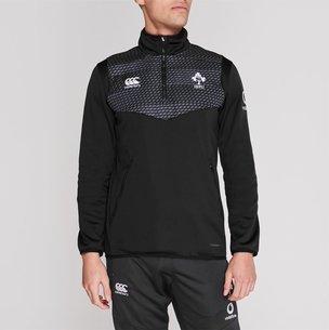 Canterbury Haut d'entraînement de Rugby 1/4 de zip, Irlande 2019/2020