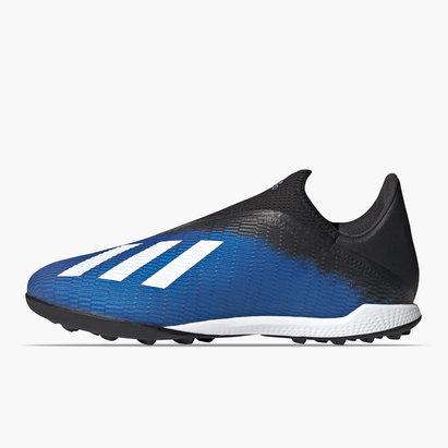 adidas X 19.3, Chaussures de Football sans lacets pour terrain synthétique