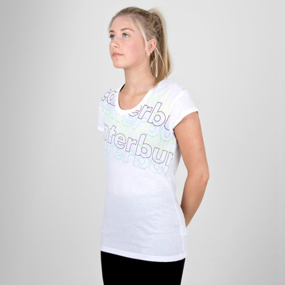 Canterbury Tshirt CCC Femmes à Motif Imprimé