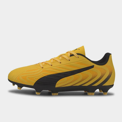 Puma One 20.4 FG, Crampons de Football pour enfant