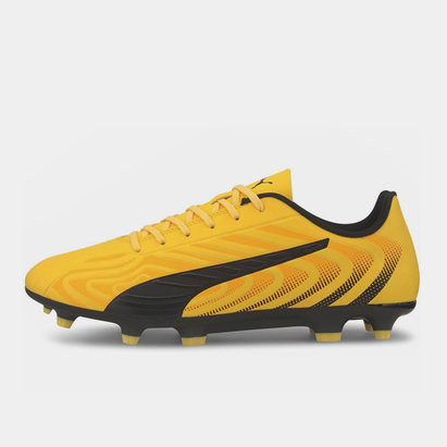 Puma One 20.4 FG, Crampons de Football pour homme