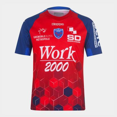 Kappa Maillot replica FC Grenoble