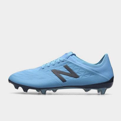 New Balance Furon V5 Pro FG, Crampons de football en cuir