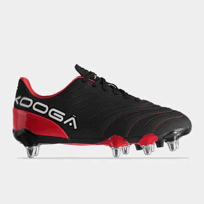 KooGa Crampons de Rugby pour enfants, Kooga Power