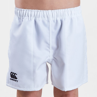 Canterbury Short de Rugby Professionnel Poly Enfants