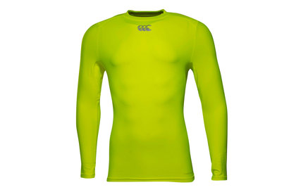 Canterbury Baselayer Cold Fluro - TShirt ML