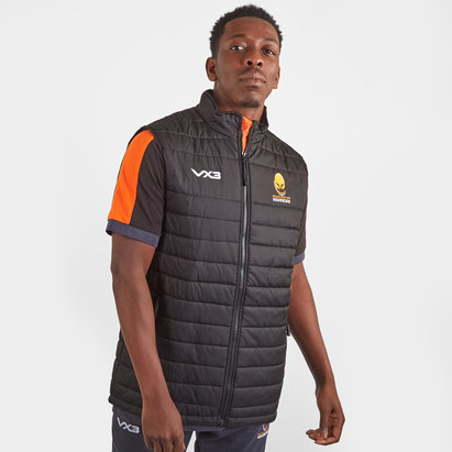VX3 Gilet de Rugby Pro, Worcester Warriors 2019/2020
