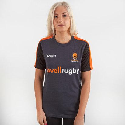 VX3 T-shirt d'entraînement pour femmes, Worcester Warriors 2019/2020