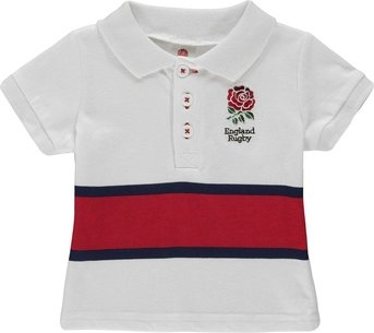England RFU 201 Polo Shirt Infants