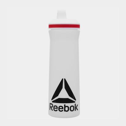 Reebok Bouteille d'eau 750 ml transparente