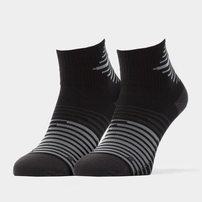 Nike Chaussettes Quartier Légères DriFIT - 2 Paires