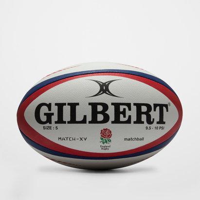 Gilbert Match XV Angleterre - Ballon de Rugby