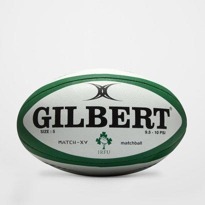 Gilbert Match XV Irlande - Ballon de Rugby
