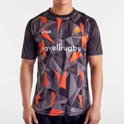 VX3 T-shirt Chauffant de Rugby, Worcester Warriors 2019/20