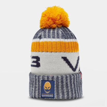 VX3 Bonnet avec pompon, Worcester Warriors 2019/2020