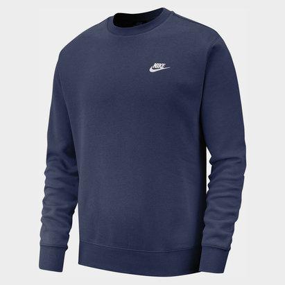 Nike Fund Fleece Crew, Sweatshirt pour homme